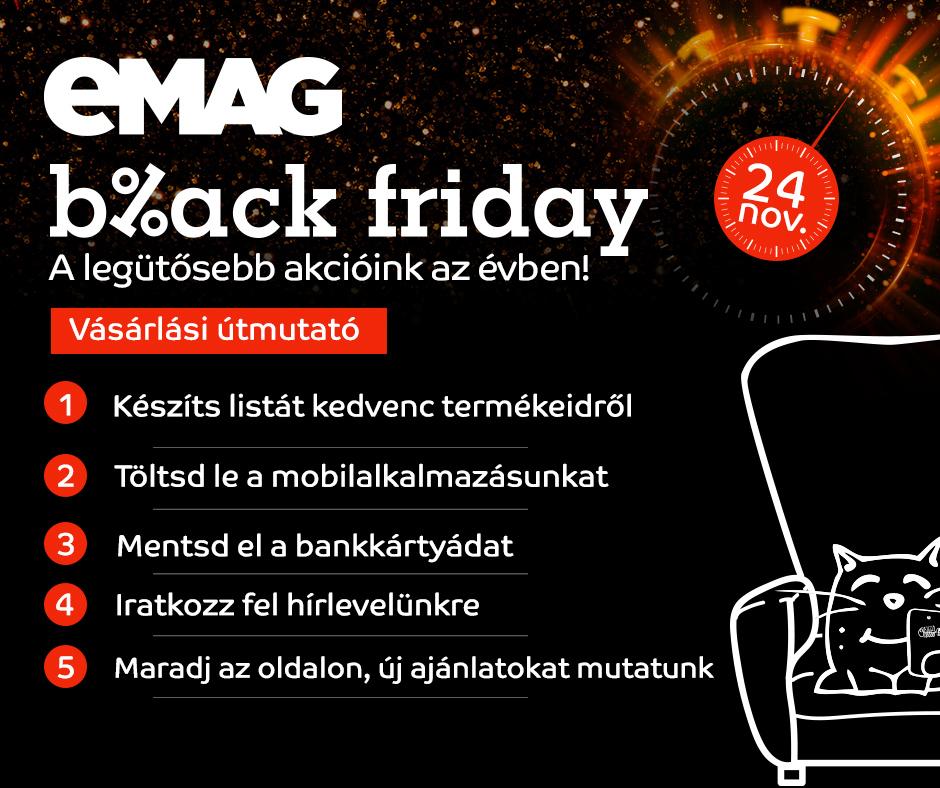 557328e30ffc Nyilvánosságra hozta a 15 legjobban várt Black Friday termék árát az eMAG